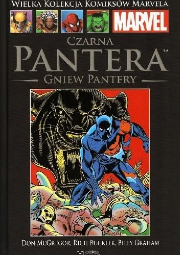 Okładka książki Czarna Pantera: Gniew Pantery