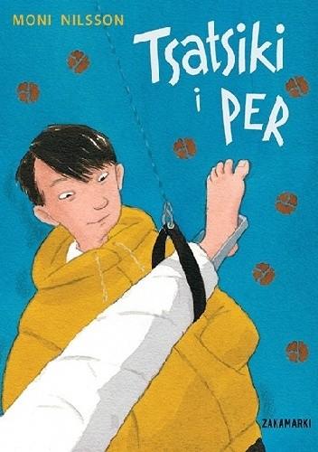 Okładka książki Tsatsiki i Per