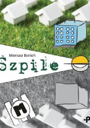 Okładka książki Szpile