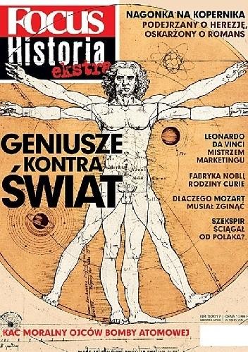Okładka książki Focus Historia Ekstra 3/2017