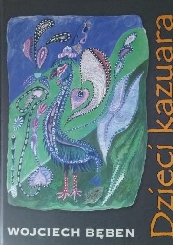 Okładka książki Dzieci kazuara
