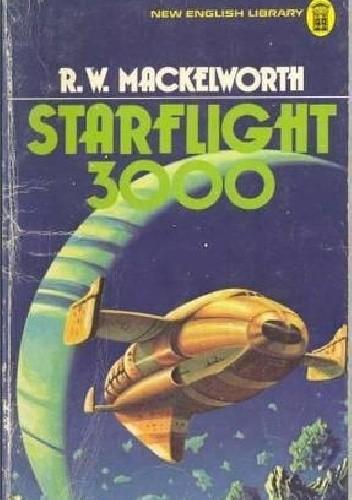 Okładka książki Starflight 3000