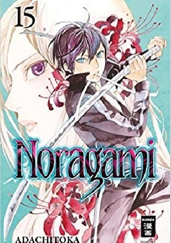 Okładka książki Noragami #15