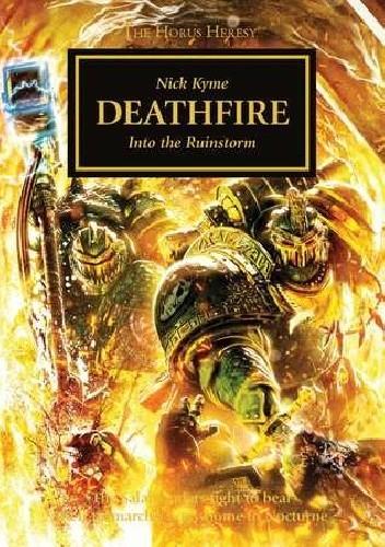 Okładka książki Deathfire