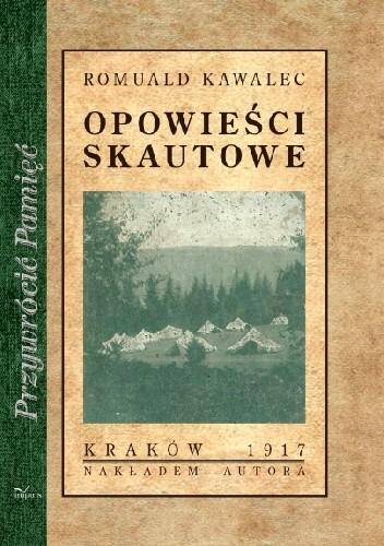 Okładka książki Opowieści skautowe Tomik I