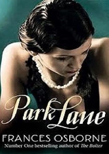 Okładka książki Park Lane