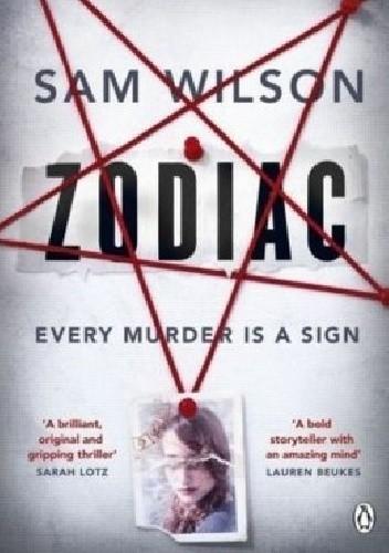 Okładka książki Zodiac