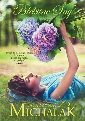 Okładka książki Błękitne sny