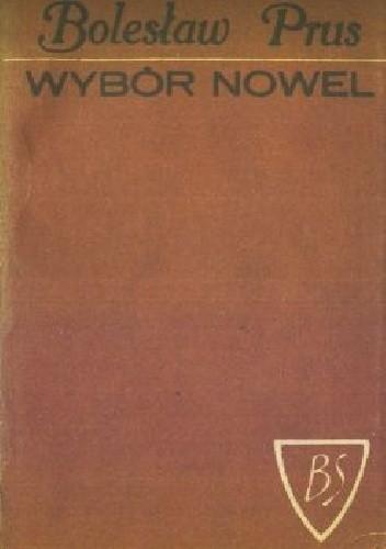 Okładka książki Wybór nowel
