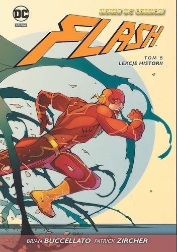 Okładka książki Flash: Lekcje historii