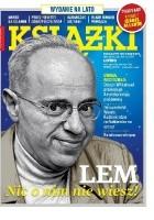 Książki. Magazyn do Czytania. Nr specjalny 1/2017