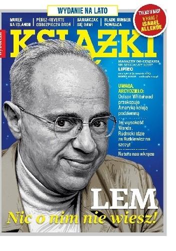 Okładka książki Książki. Magazyn do Czytania. Nr specjalny 1/2017