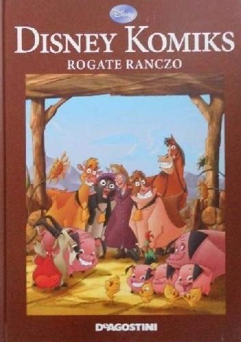 Okładka książki Rogate Ranczo