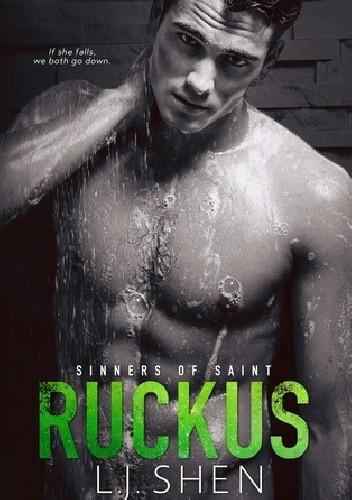 Okładka książki Ruckus