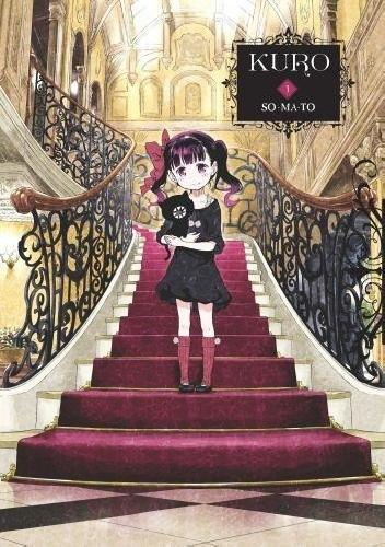 Okładka książki Kuro #1