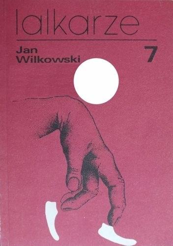 Okładka książki Jan Wilkowski