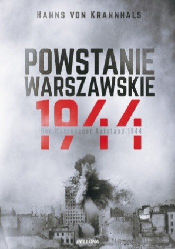 Okładka książki Powstanie Warszawskie 1944