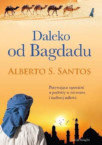 Okładka książki Daleko od Bagdadu