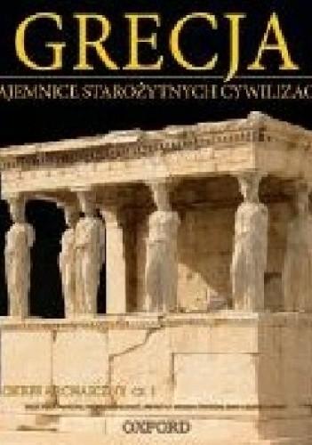 Okładka książki Grecja. Okres archaiczny cz. 1