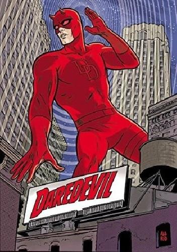 Okładka książki Daredevil by Mark Waid Omnibus Vol. 1