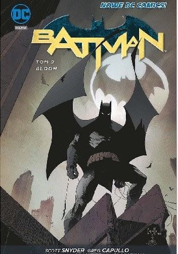 Okładka książki Batman: Bloom