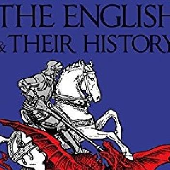 Okładka książki The English and Their History