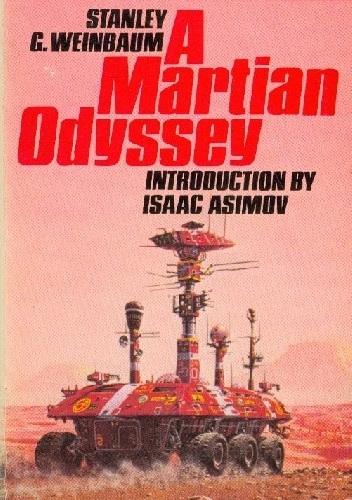 Okładka książki A Martian Odyssey and Other Stories