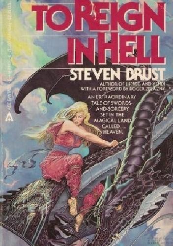 Okładka książki To Reign in Hell
