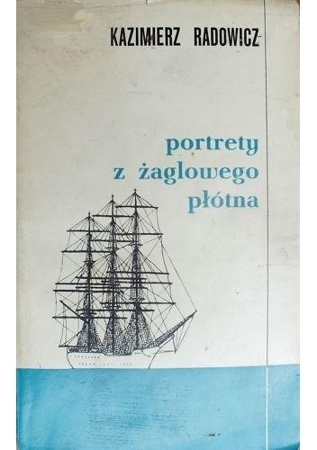 Okładka książki Portrety z żaglowego płótna