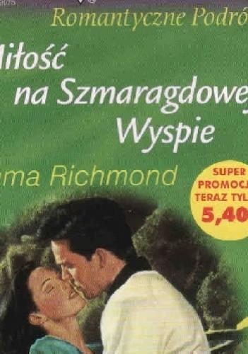 Okładka książki Miłość na Szmaragdowej Wyspie
