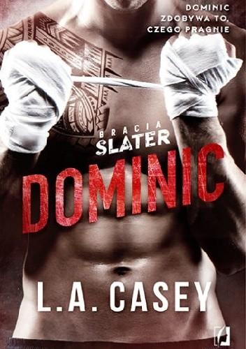Okładka książki Dominic