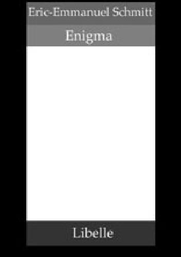 Okładka książki Enigma