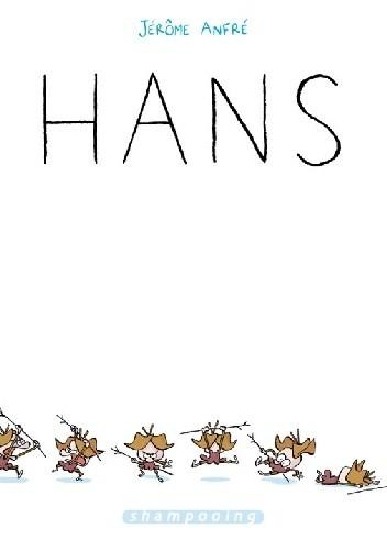 Okładka książki Hans