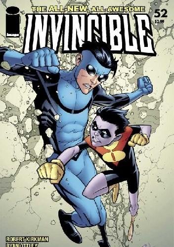 Okładka książki Invincible #52