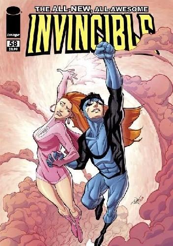 Okładka książki Invincible #58