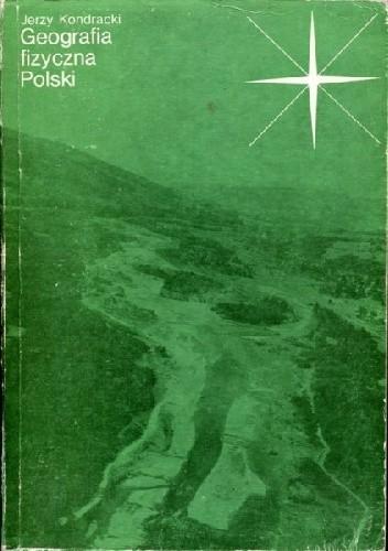 Okładka książki Geografia fizyczna Polski