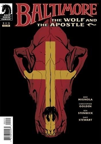 Okładka książki Baltimore: The Wolf and the Apostle #2