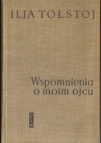 Okładka książki Wspomnienia o moim ojcu