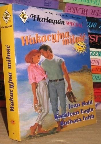 Okładka książki Wakacyjna miłość
