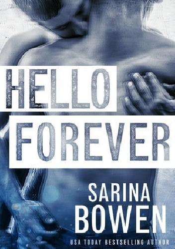 Okładka książki Hello Forever