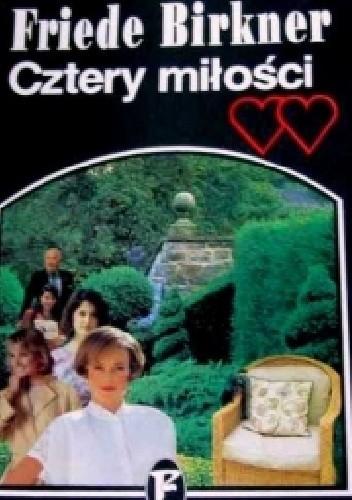 Okładka książki Cztery miłości