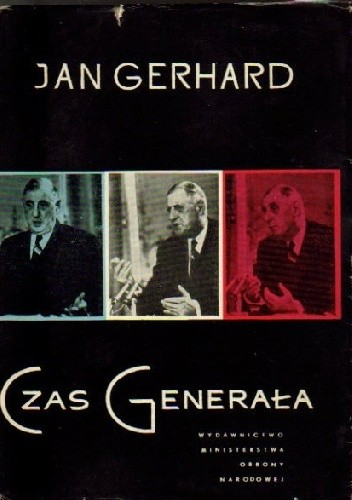 Okładka książki Czas Generała