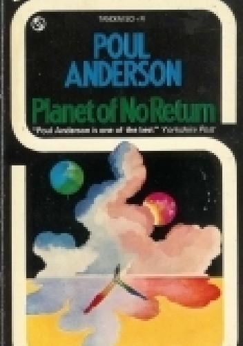 Okładka książki Planet of No Return