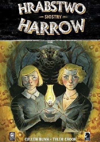 Okładka książki Hrabstwo Harrow 2: Siostry
