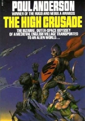 Okładka książki The High Crusade