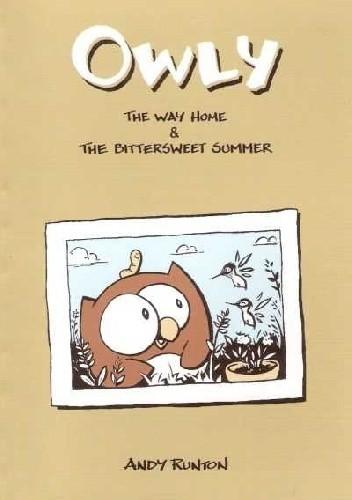 Okładka książki Owly: The Way Home & The Bittersweet Summer