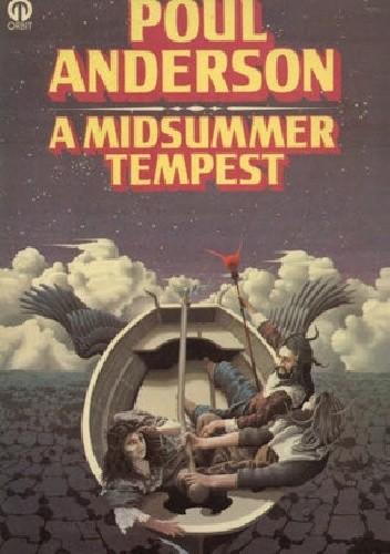 Okładka książki A Midsummer Tempest
