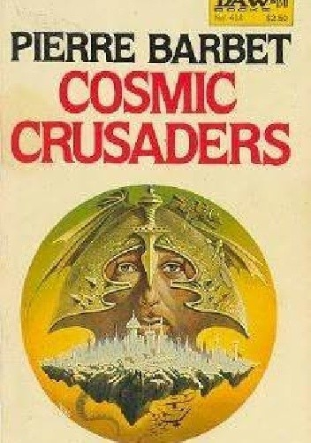 Okładka książki Cosmic crusaders