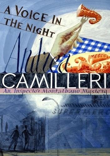 Okładka książki A Voice in the Night