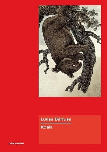 Okładka książki Koala